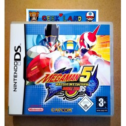 Nintendo DS/3DS - Megaman 5...