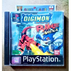 Playstation - Digimon...