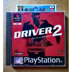 Playstation - Driver 2  -...