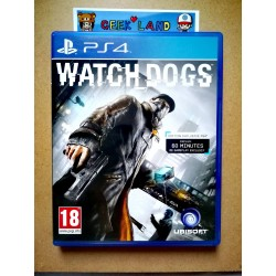 Playstation 4 - Watch Dogs...