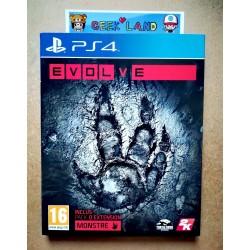 Playstation 4 - Evolve -...