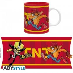 Mug - Crash Bandicoot 4 -...