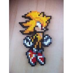 Pixel Art - Sonic the...