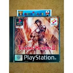 Playstation - Vandal Hearts...