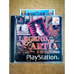 Playstation - Legend of...