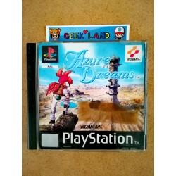 Playstation - Azure Dreams...