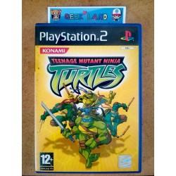 Playstation 2 - TMNT - Jeu...