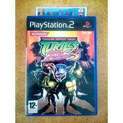 Playstation 2 - TMNT 3...