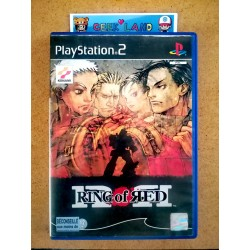 Playstation 2 - Ring of Red...