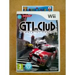 Nintendo WII - GTI Club...