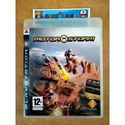 Playstation 3 - Motorstorm...