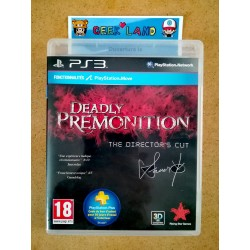 Playstation 3 - Deadly...