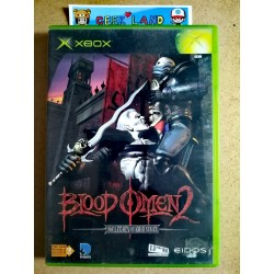 Microsoft XBox - Blood Omen...