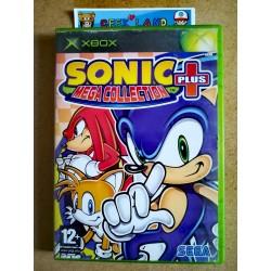 Microsoft XBox - Sonic Mega...
