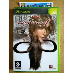 Microsoft XBox - Syberia II...