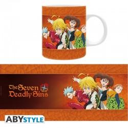 Mug - Seven Deadly Sins -...