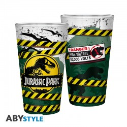 Verre XXL - Jurassic Park