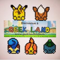 Pixel Art - Pokemon - Porte...