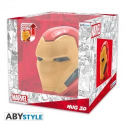 Mug 3D - Marvel - IronMan