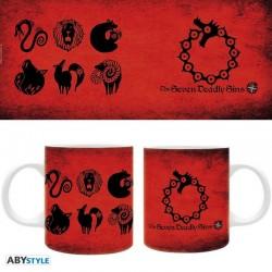 Mug - The Seven Deadly Sin...
