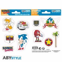 Stickers - 16x11cm - Sonic...