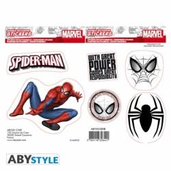 Stickers - 16x11cm - Spiderman