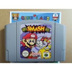 Nintendo 64 - Super Smash...