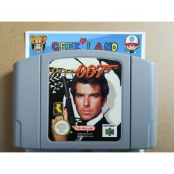 Nintendo 64 - Goldeneye -...