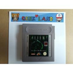 Game Boy  - Alien 3 - Loose...