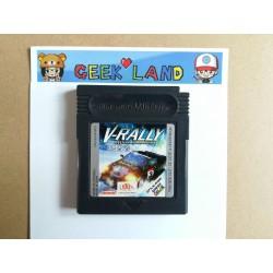 Game Boy  - V-Rally - Loose...