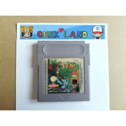 Game Boy  - Earthworm Jim -...