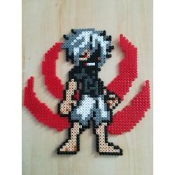 Pixel Art - Tokyo Ghoul -...
