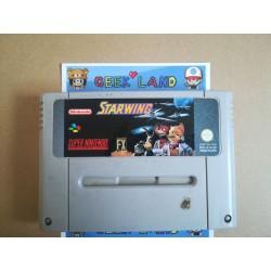 Super Nintendo - StarWing -...
