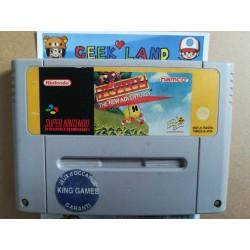 Super Nintendo - PacMan 2...