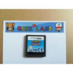 Nintendo DS/3DS - Sonic &...