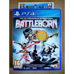Playstation 4 - Battleborn...