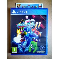 Playstation 4 - Megaman 11...