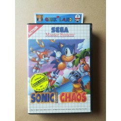 Master System - Sonic Chaos...