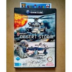 Game Cube - Conflict Desert...