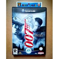 Game Cube - 007 Quitte ou...