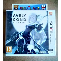 Nintendo DS/3DS - Bravely...